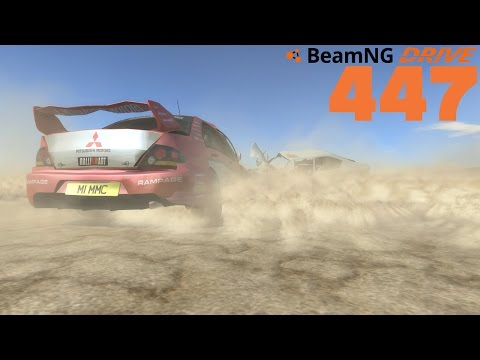 BEAMNG DRIVE #447 | 700 Km/h Abheber | Let