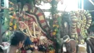 Maha Sandi yagam  in thirumullaivoyal pachaiamman