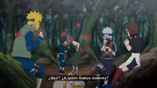 Repeat youtube video Naruto Shippuden storm revolution- la historia de obito y kushina