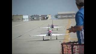Cruise To The Moon- Viper RC Formation Flying