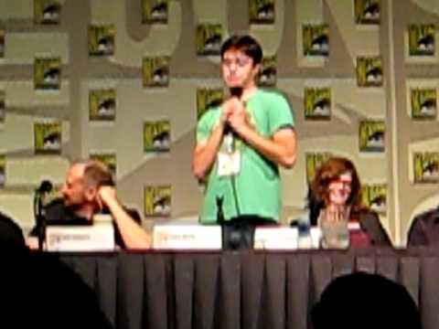 Regular Show Panel Comic-Con 2011 (clip)
