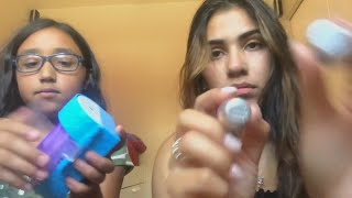 ASMR with little cousin