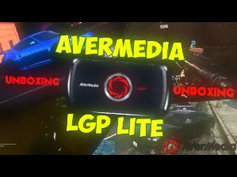 unboxing 1 avermedia live gamer portable lite youtube. Black Bedroom Furniture Sets. Home Design Ideas