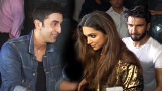 Deepika Padukone & Ex Ranbir Kapoor Together At Jitesh Pillaai's Birthday Party