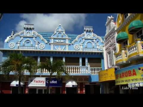 Oranjestad City / Nick in Aruba' 2008