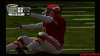 Week #16 | OAK @ KC | ESPN NFL 2K5 Kansas City Chiefs Franchise Mode