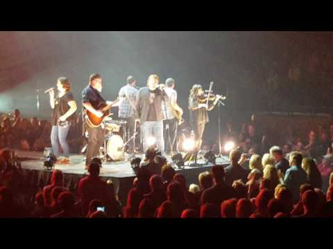 Casting Crowns live in Bozeman Montana
