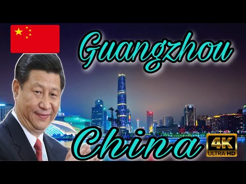 Guangzhou | China | 4K UHD
