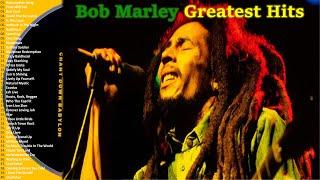 🔥 Bob Marley Greatest Hits 🇯🇲 (NEW) Mix by DJ Alkazed
