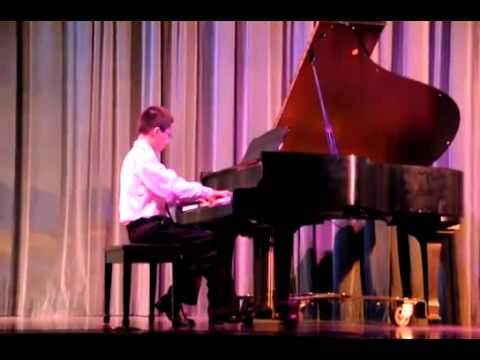 Dinhngo Nguyen's recital at John Hopkins Middle School Feb. 2011