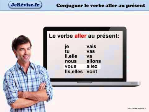 Conjugaison Du Verbe Aller Au Present De L Indicatif Youtube