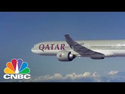 This Is The World's Longest Flight | CNBC