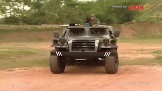 """Việt Nam 'lột xác"""" cho xe thiết giáp như thế nào?"""