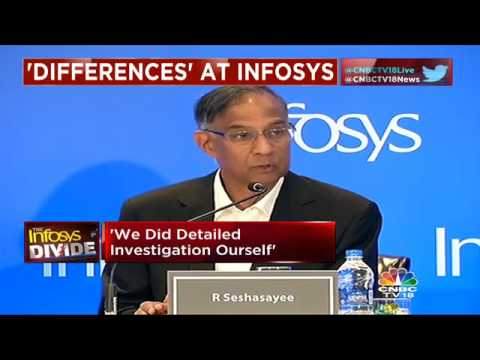 THE INFOSYS DIVIDE: SEG 1