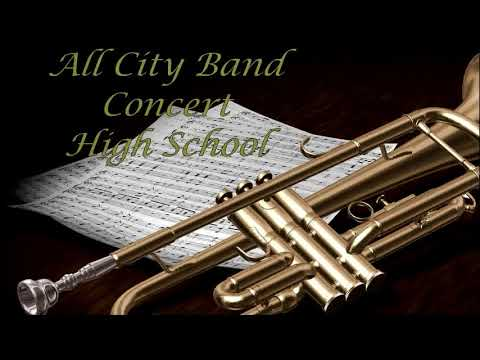 Greeley-Evans School District All City Band 2019