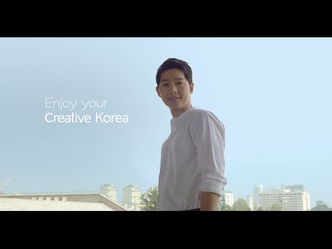 Enjoy your Creative Korea – Official TVC for 2016 Korea Tour
