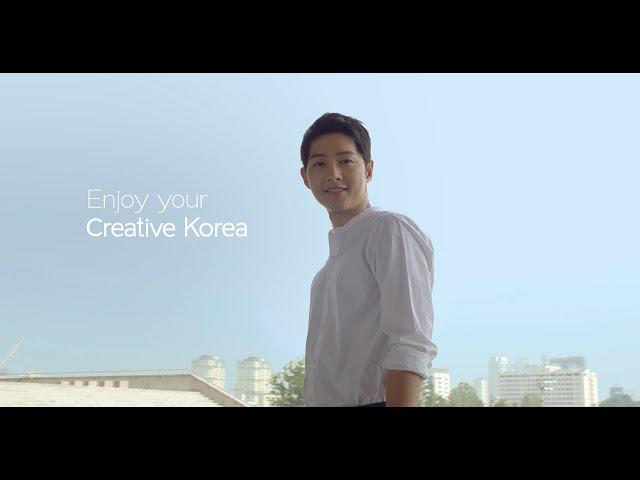 Enjoy your Creative Korea – Official TVC for 2016 Korea Tourism – 60s
