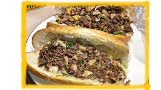 BAYOU CHEESE STEAK!!!!!!! COOKING WITH SBF GANG PART 10!!!!