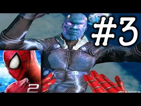 The Amazing Spider-Man 2 [WBM] - This is ELECTRO [Episode #3] [iPad/Android]