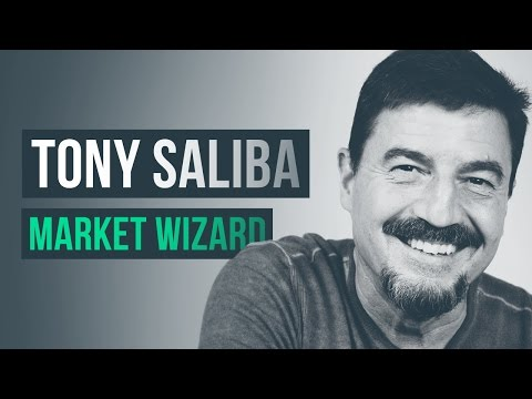 A 40yr trading career fueled by necessity · Anthony Saliba, Market Wizard