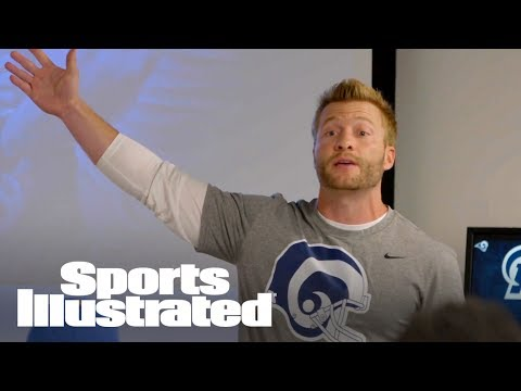 LA Rams' Sean McVay: A Day With NFL's Youngest Coach Making His Mark | MMQB | Sports Illustrated