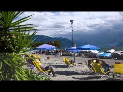 Valeria & Eileen-Monika in Montreux Riviera