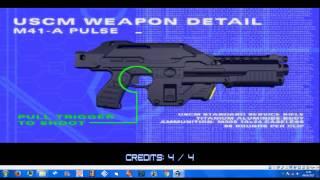 aliens extermination arcade end credits 2006 pc win 7 arcades shooter
