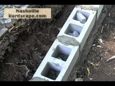 Retaining Wall Repair Mov Video