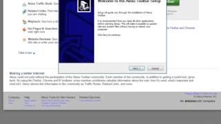 Как установить Alexa Toolbar в Internet Explorer