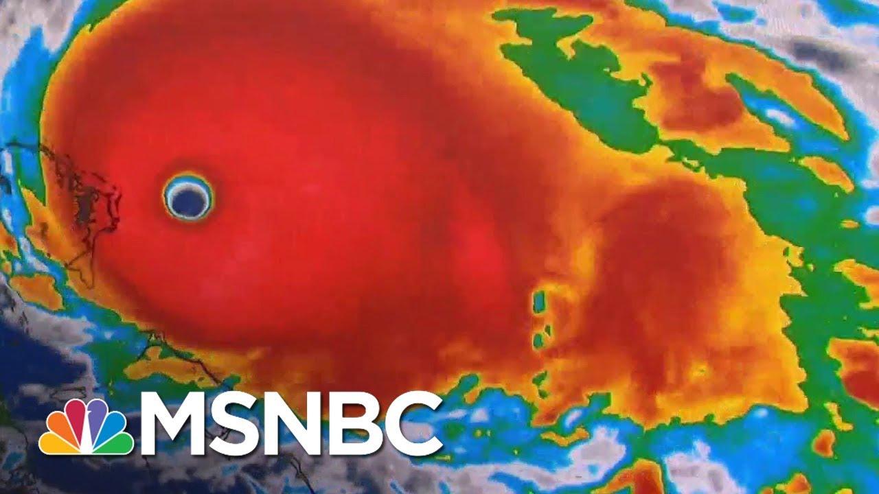 Hurricane Dorian Makes Landfall In Bahamas As 'Catastrophic