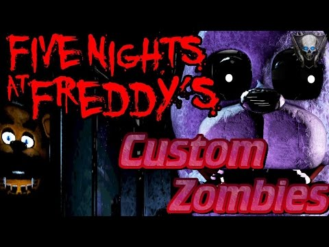 Fright Nights at DJango's (Custom Zombies)