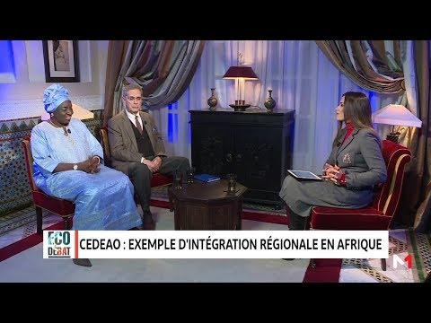 Eco Débat : Cédéao : Exemple d'intégration régionale en Afrique