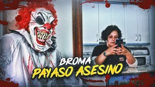 VENGANZA CRUEL DEL PAYASO ASESlN0 *BROMA PESADA*