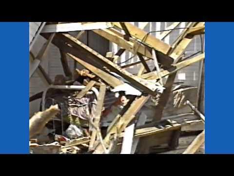F4 Tornado Slams Into Cleveland-Lincoln-Catawba County NC: 28th Anniversary - WSOC TV