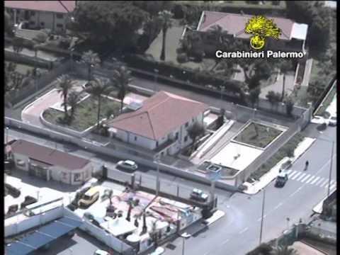 Palermo, la villa covo di Riina diventa caserma dei Carabinieri