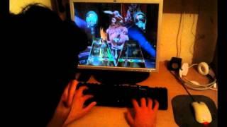 Guitar hero Legends of rock PC Gameplay Hard Vs Tom Morello