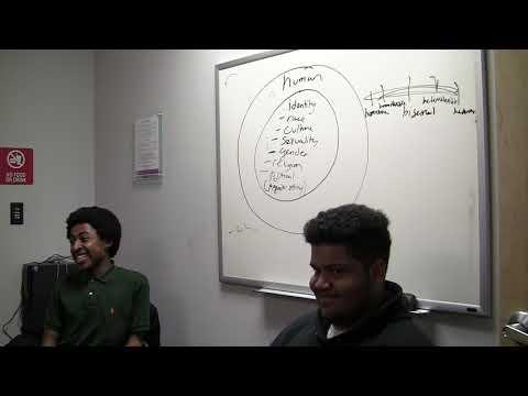Harcum College Lecture-Human vs Identity (Part 4/4)