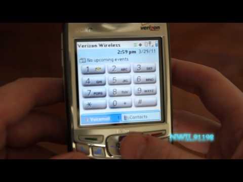 Palm Treo 700p (Verizon Wireless)