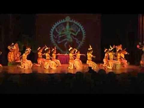 Pooja Dance - Preschool Kids
