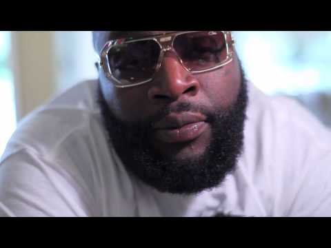 Rick Ross Shouts Out His New Cazal 867 From The Vintage