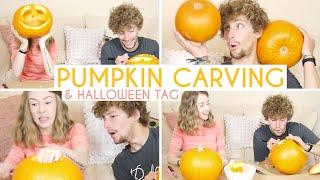 Pumpkin Carving & Halloween Tag with Doug! Thumbnail