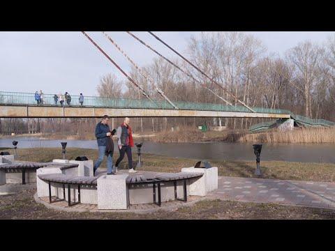 На благоустройство набережной в Мичуринске потратят 167 миллионов рублей