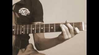Yêu anh ( Miu lê ) Guitar