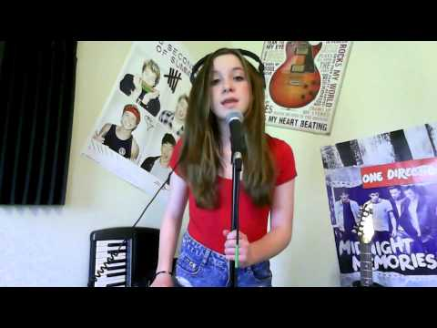 Girl Crush - Little Big Town - Incredible Performance by 12 Year Old Bailey James