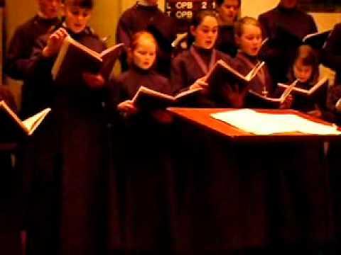 Fragmenten concert  Durham Cathedral  Choir te  Hardenberg
