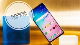Samsung Galaxy S10e - Le meilleur smartphone du moment et la meilleure alternative au Pixel 3. thumbnail