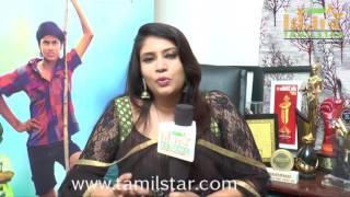 Sanghavi At Kolanji Movie Team Interview