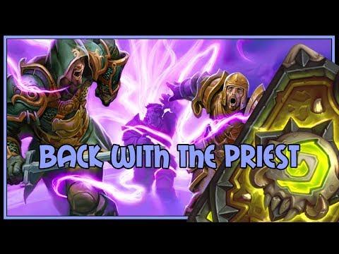 Hearthstone: Back with the priest (razakus priest)