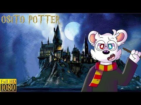 OSITO POTTER ⚡ LA PELICULA Tráiler Oficial (2019) - MINECRAFT MOVIE