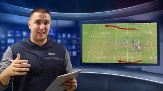 Jake Heaps' Film Room on Seahawks vs Raiders - wk6